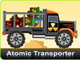 Ben 10 Atomic Transporter