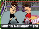Ben 10 Bakugan Fight