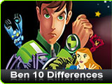 Ben 10 Differences
